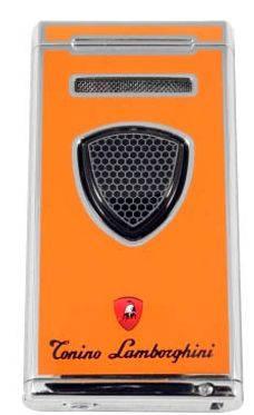Привлекательная газовая зажигалка Lamborghini TTR005005 оранжевый