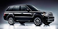 Брызговики оригинальные Range Rover Sport 2005-2013 (AVTM) комплект 4-шт.