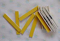 Набор счётных палочек на магнитах для доски Желтый