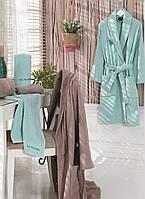 Набор халатов и полотенец для семьи U. S. Polo Assn HENDERSON