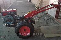 Мотоблок дизельный БУЛАТ BT810 + фреза