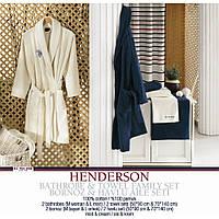 Набор из мужского и женского халата и  полотенец, U. S. POLO ASSN  HENDERSON