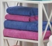 Набор полотенец + коврик для ванной U.S. Polo Assn BRADENTON