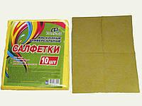 Салфетка кухонная вискозная FreePack 40х40 (10шт)