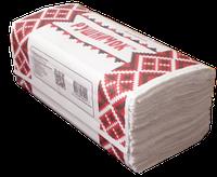 Бумажное полотенце(салфетка) - вкладыш V - сложения, белое, 160 листов/уп., 20 уп/ящ