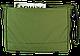 """Комфортная сумка-мессенджер для ноутбука 13 """", 14,5 л. Gud Messenger 002-1 оливковая, фото 2"""