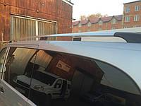 Рейлинги Хром (пласт. крепл) Mercedes Vito 639