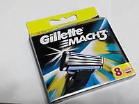 Лезвия Gillette Mach 3 - 1 шт , Только Высокое качество , Колумбия