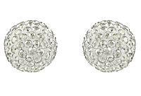 """Серьги женские Swarovski Crystal """"гвоздики"""""""