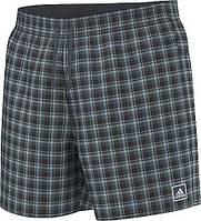 Шорты adidas Check Short Short Length мужские шорты для плавания