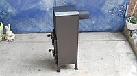 Печка буржуйка экономичная из стали 3 - 4 мм, для приготовления еды и отопления помещений до 25 м2
