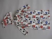 Комбинезон для новорожденного комплект для новорожденного (девочка)