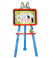 Детский мольберт, доска для рисования 013777