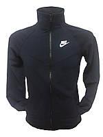 Мужская спортивная кофта (батник) Nike на замке