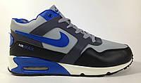 Зимние кроссовки Nike Air Max на меху 46 размер