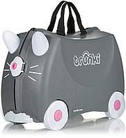 TRUNKI - Детский дорожный чемоданчик BENNY CAT