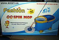 Швабра Fashion QQ Spin Mop с ведром 10 литров