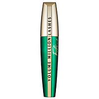 L`Oreal Volume Million Lashes Feline - L`Oreal Тушь для ресниц Лореаль Объем Миллиона Ресниц зеленая (лучшая цена на оригинал в Украине) Объем: 9,2мл,
