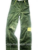 Детские брюки на мальчика вельветовые