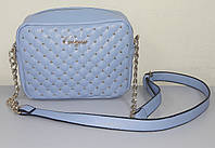 Молодежная женская сумочка через плечо