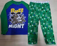 Фирменная пижама для мальчика на 3-4 года из США