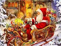 """Алмазная вышивка """"Санта Клаус"""""""