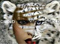 """Алмазная вышивка """"Женщина-кошка"""""""