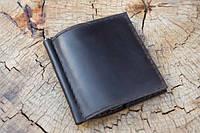 Кошелёк кожаный с зажимом для денег Inway 95