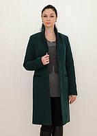 Женское пальто утеплено синтепоном