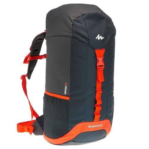 Рюкзак туристический Quechua ARPENAZ 40 л  черный, 649870