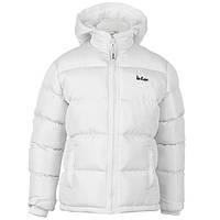 Детская зимняя куртка Lee Cooper, на 11-12 лет для девочки