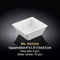 Емкость для закусок (Wilmax, Вилмакс, Вілмакс) WL-992546
