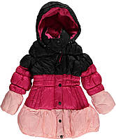 Детская куртка для девочки на 10-12 лет утепленная Catherine Malandrino