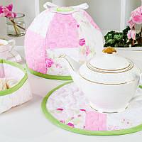 Грелка для чайника Роза