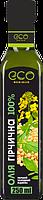 """Горчичное масло пищевое первый холодный отжим ECO-OLIO """"Экстра"""",Rich Oil - """"Приправа,лекарство и косметика в о"""