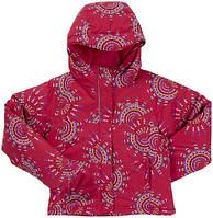 Детская куртка утепленная Columbia, размер 14 лет для девочки