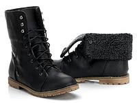 Стильные зимние ботинки р.39 40