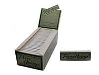 Сигаретная бумага 10071 Smoking 70 мм № 8 Pure Hemp 60лист/50уп (43241)