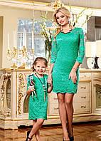 Нарядные детские платья Det-2