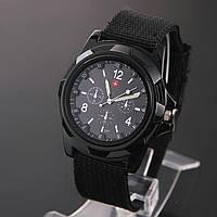 Часы мужские Germius Army, чёрный ремешок