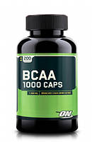 BCAA 200 caps Optimum Nutrition 1000 мг