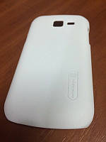 NILLKIN Frosted Shield Case Samsung S7390 White