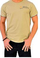 Мужская футболка.Хлопковая