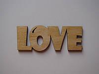 """Надпись """"LOVE"""""""