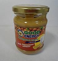 "Фундучная паста с арахисом ""Good Energy"" 250г (код 04673)"
