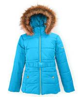 Отличное качество. Зимняя курточка PROTECTION SISTEM на 7-8лет