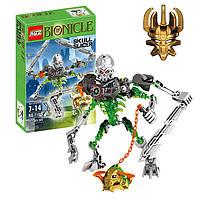 Конструктор bionicle Рассекающий череп