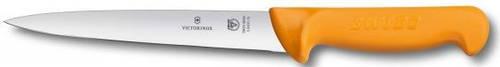 Кухонный оригинальный обвалочный нож Victorinox Swibo 58403.18 желтый