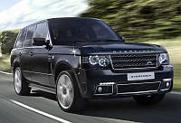Брызговики оригинальные Range Rover Vogue 2010-2013 (AVTM) комплект 4-шт.