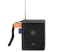 Радиоприемник колонка NS-018 (USB,SD,аккумулятор)
